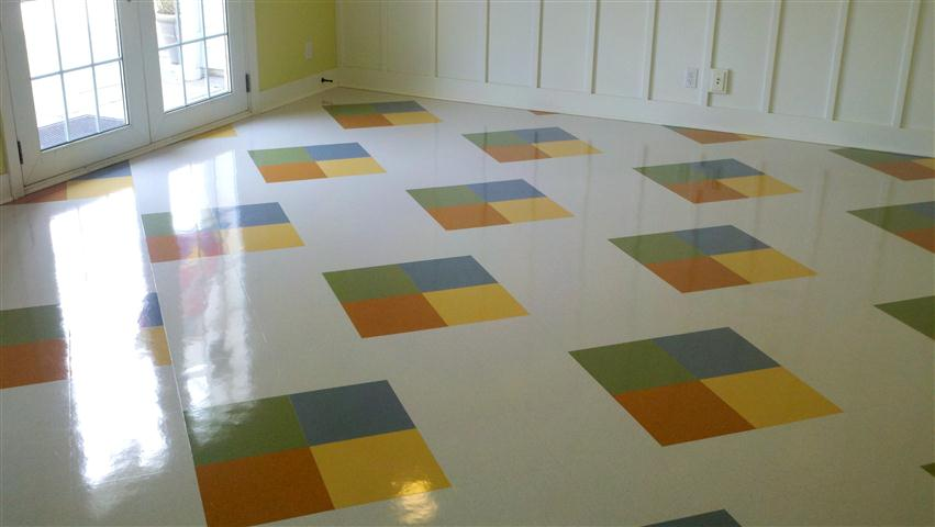 Vct Flooring Services First Choice Cleaning