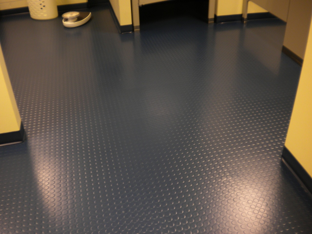 Rubber Flooring Restoring Rubber Floor Mainenance