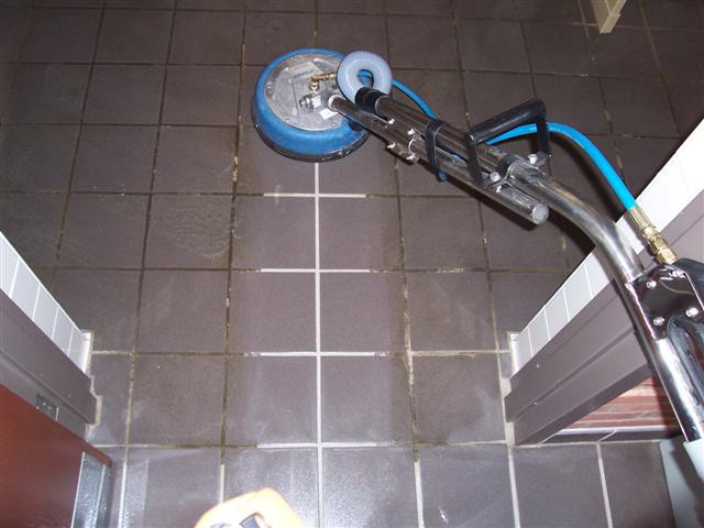 Commercial Tile Amp Grout Restoration Holland Zeeland