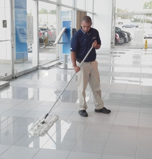 Janitorial Cleaning - Floors