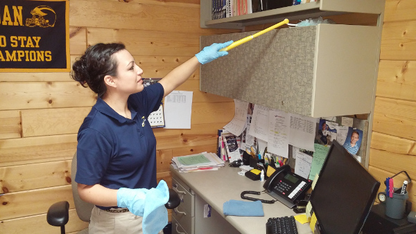 Janitorial Cleaning - Office
