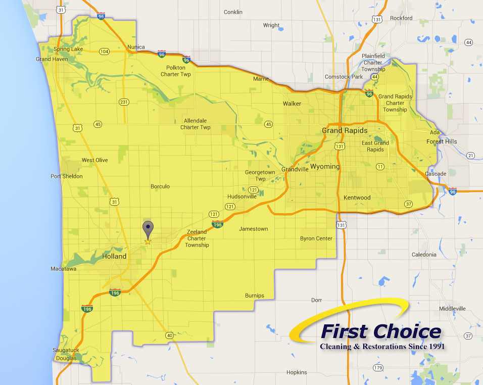 First Choice Service Area