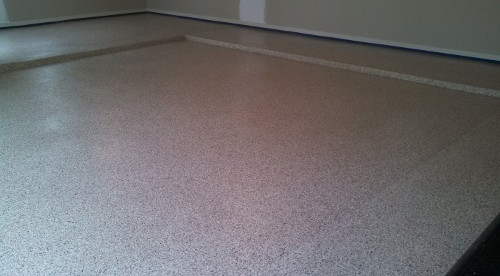 Garage Floor Coating After
