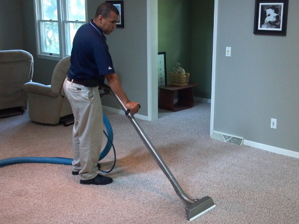 Residential Carpet Cleaning Slide 1