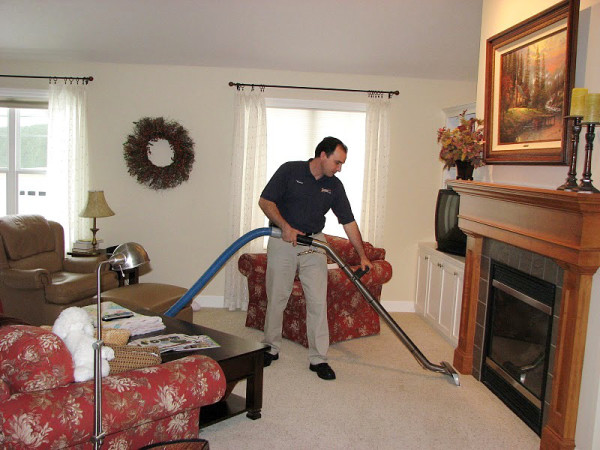 Residential Carpet Cleaning Slide 2