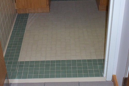 Tile and Grout Cleaning After Image