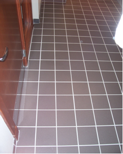 Tile Grout Cleaning After Image