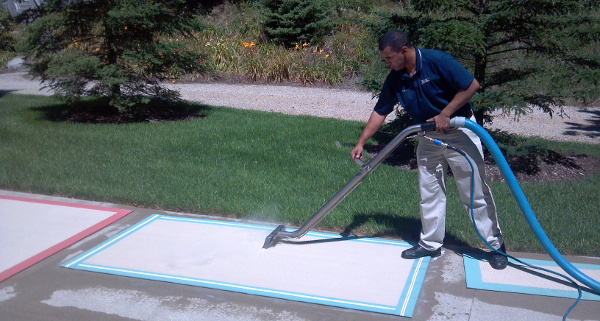 Rug Cleaning Image